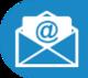 blaues Icon für Kontakt zu Super-Zaun