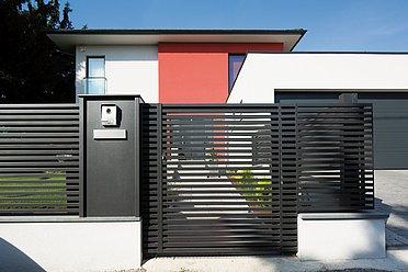 Gartentür, gehtüre, eingangstür, pforte, gartentüre, super-zaun