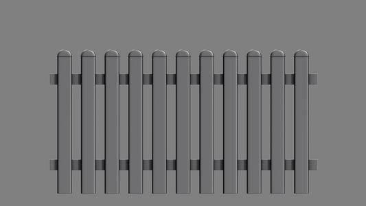 gartenzaun holz konfigurator. Black Bedroom Furniture Sets. Home Design Ideas